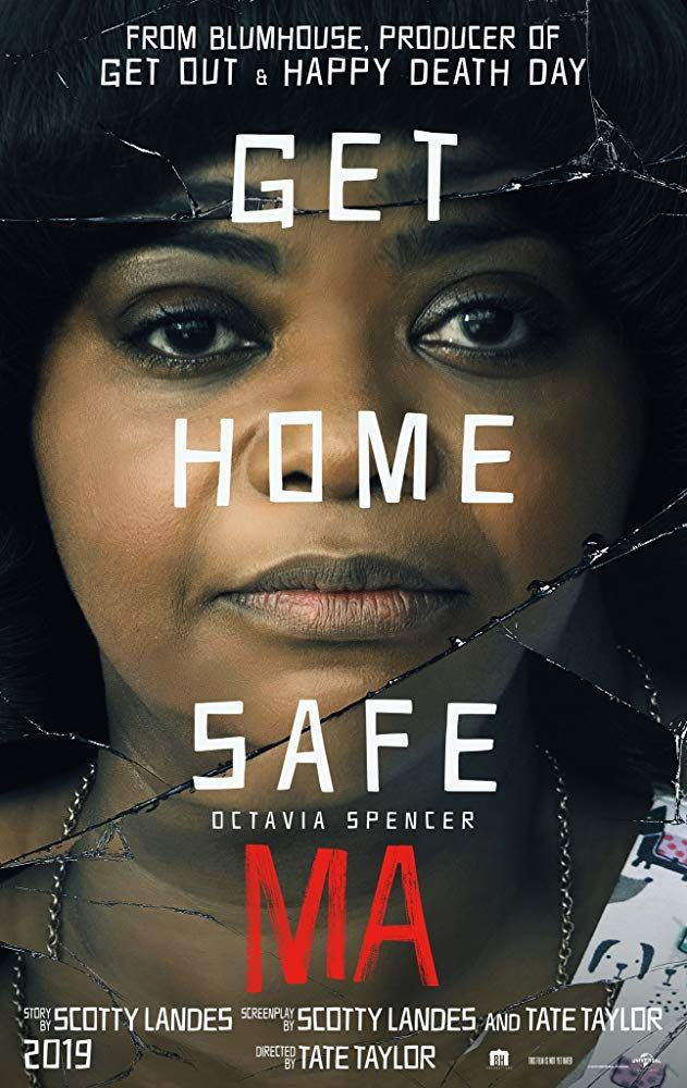 Take A Peep At The New Thriller Ma Starring Octavia Spencer Who