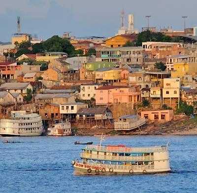 Manaus, Brazil. www.selectlatinamerica.co.uk