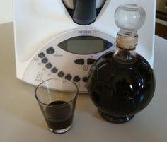 Ricetta liquore alla liquirizia bimby