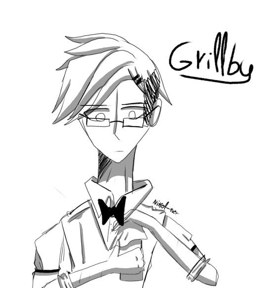 Grillby undertale