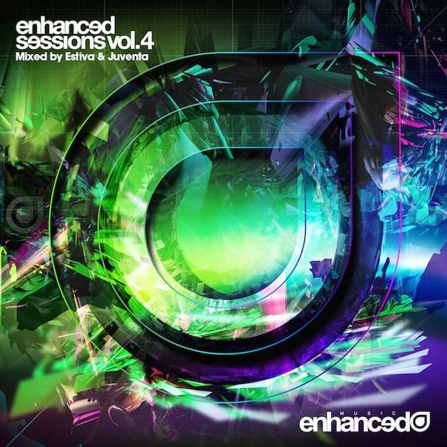 MicroReview: Enhanced Sessions Vol. 4 Mezclado Por Estiva