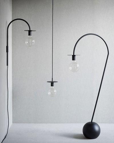 Ida Linea Hildebrand La Lampe Lamp