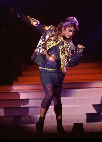 madonna 1985 virgin tour - photo #16