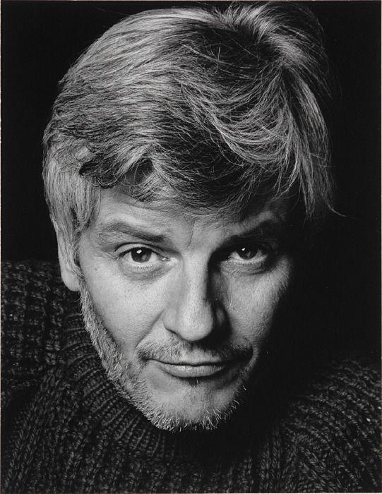 Jacques Perrin, born Jacques André Simonet (1941) - French actor and filmmaker. Photo © Didier Olivré