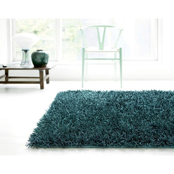 Linie Design Electric Rug ($808) ❤ liked on Polyvore featuring home, rugs, furniture, room, handmade area rugs, shag rugs, coloured rug, shag pile rug and textured rugs