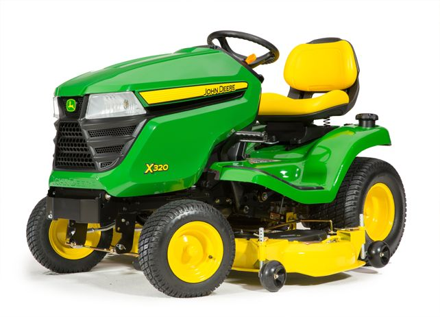 How Can the John Deere X320 Boost Efficiency Around Your Property?