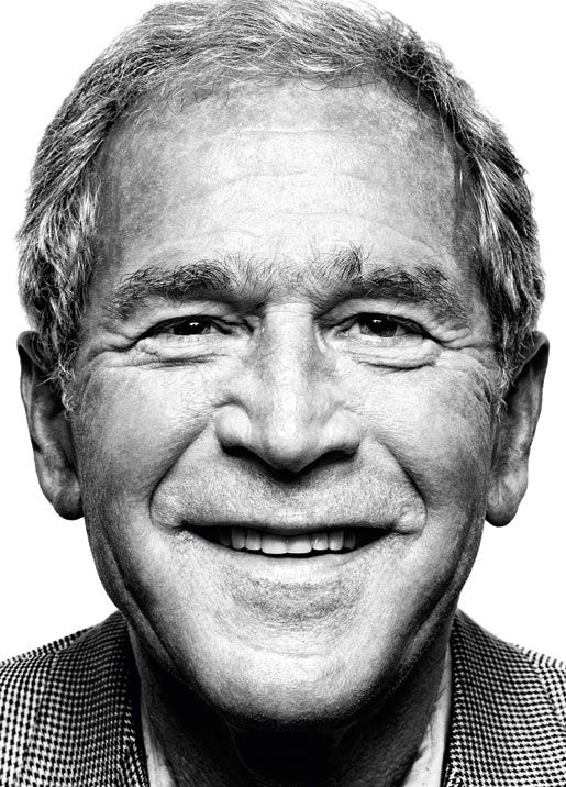 George W. Bush. President of United States. In office Jan 2001-Jan 2009.