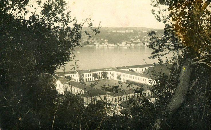 İstanbul - Kuleli Askeri Lisesi, Nisan 1935
