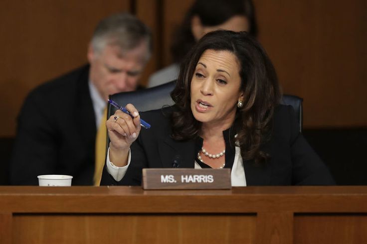 Kamala Harris uses her seven minutes with Comey to go after Jefferson Sessions  Among the most interesting series of questions asked during the whole lengthy Senate Intelligence Committee hearing were questions that had little to do with Trump, or his meetings with James Comey. In fact, they were questions that Comey was clearly...
