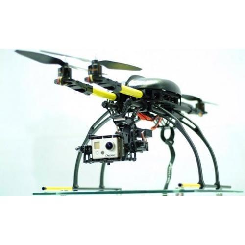 XAircraft X650 Value V4 Quadcopter Carbon Fibre Folding Frame KIT Only