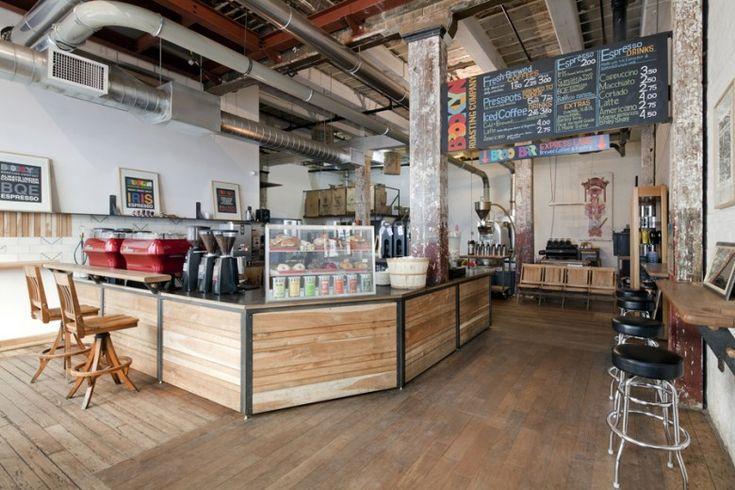 Brooklyn Roasting Company - Brooklyn, Dumbo
