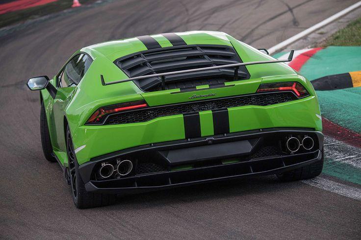 Lamborghini trademarks the Huracan Performante, might just be the Superlegerra Spyder