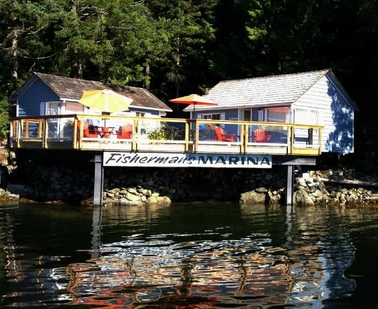 Prawn Palace & Oyster Shack with new deck 2013