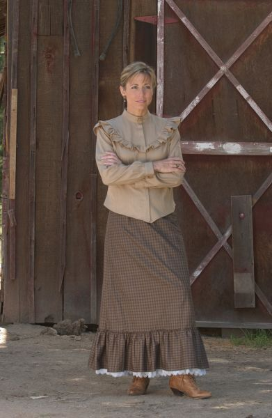 Prairie Winds Skirt