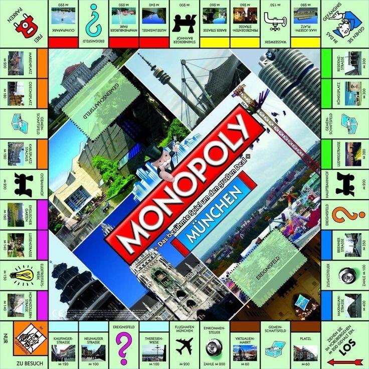 Monopoly MГјnchen