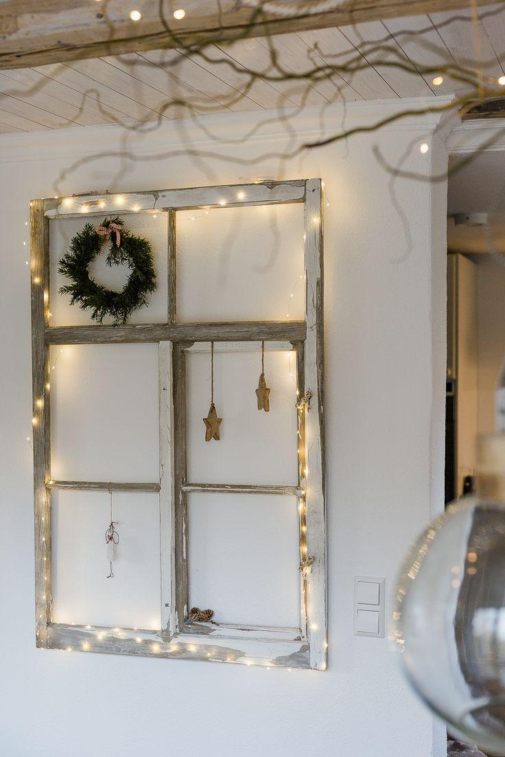 Weihnachtsdekoration und ein schnelles DIY