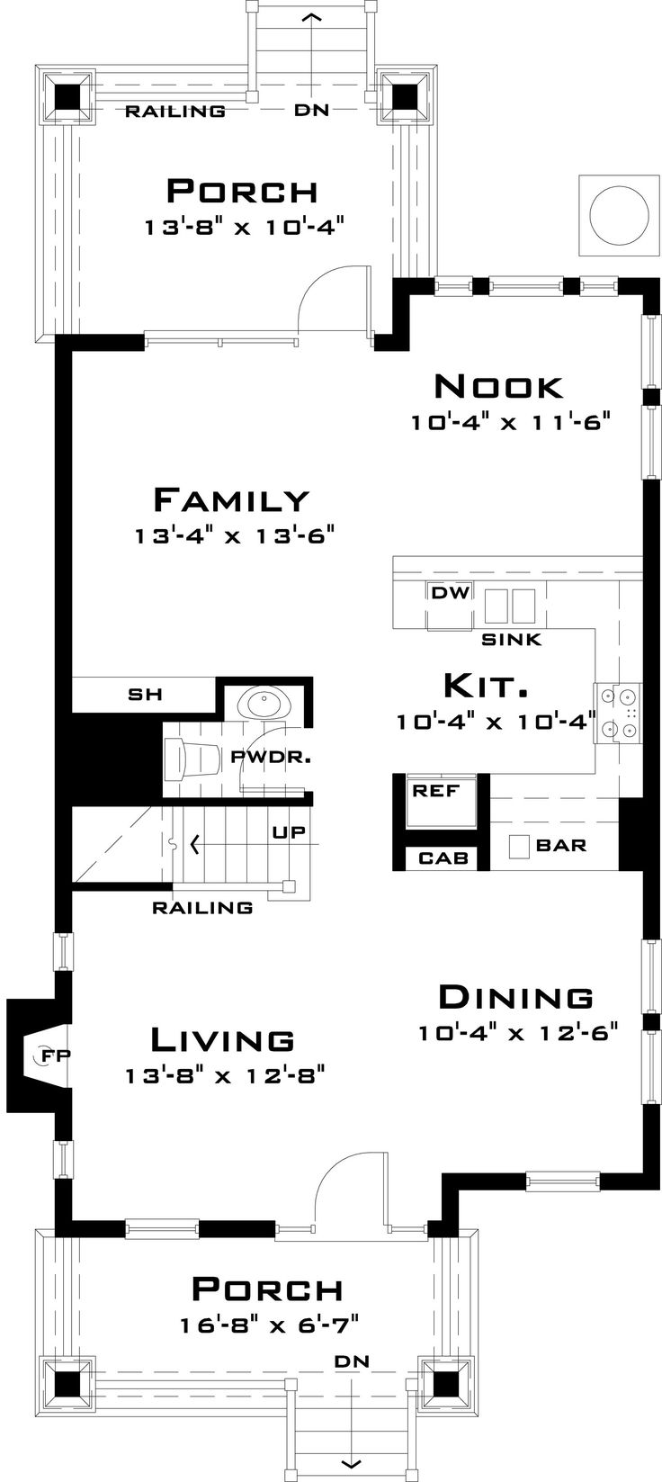 108 best bungalow home designs images on pinterest craftsman