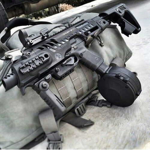 handgun carbine