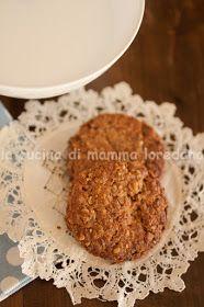 la cucina di mamma: Biscotti all'avena, farro e segale senza burro, senza uovo