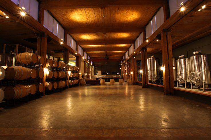 Vancouver Urban Winery   Unique wedding venue