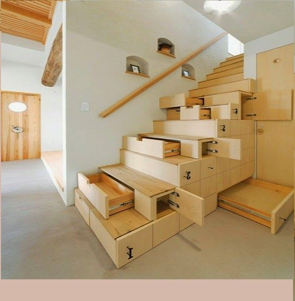 65 Best Space Saving Staircase Ideas Images By Gran