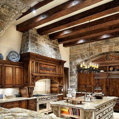 Beautiful Old World Kitchen Kitchen Pinterest