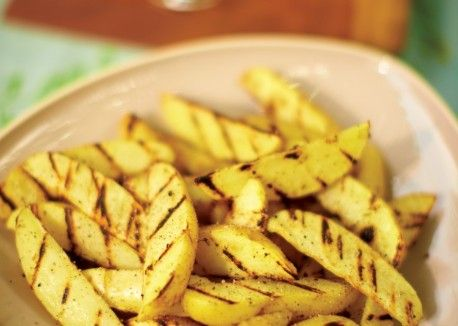 Fennel-Spiced Potato Wedges Recipe