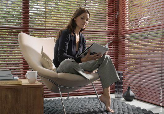 Persiana de aluminio- persianas para escritorios - Hunter Douglas