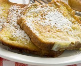 Tostadas francesas-french toast