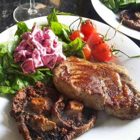 Cat Foley Steak Saturday Survival Survival Recipe