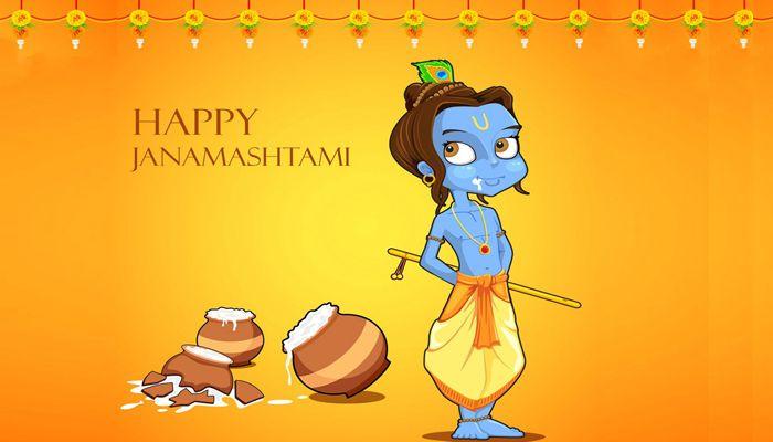Celebrating Janmashtami- A joyous and lively occasion of Lord Krishna's birth