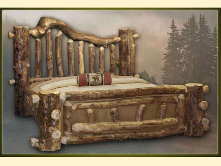 log bed frame plans a log bed is a bed frame built entirely from logs that are cut and shaped to fit together without nails or screws log furniture is a