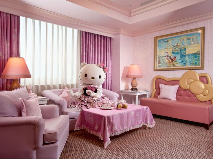 8 best Hello Kitty Grand Hi-Lai Hotel images on Pinterest | Taiwan ...