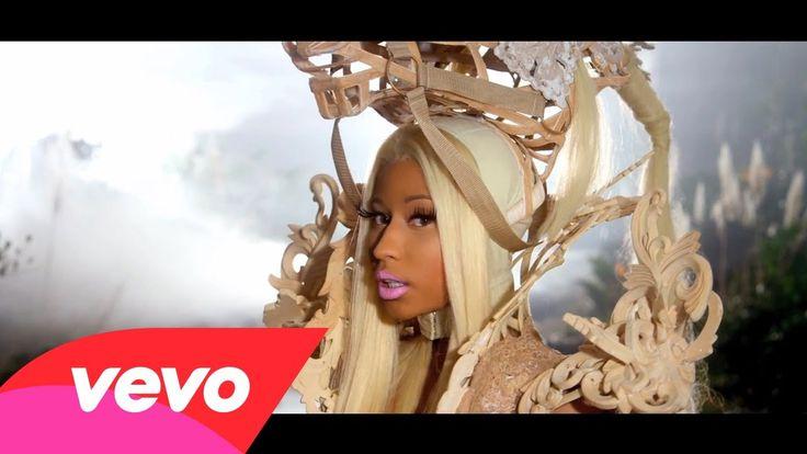Nicki Minaj - Va Va Voom (Explicit) (+playlist)