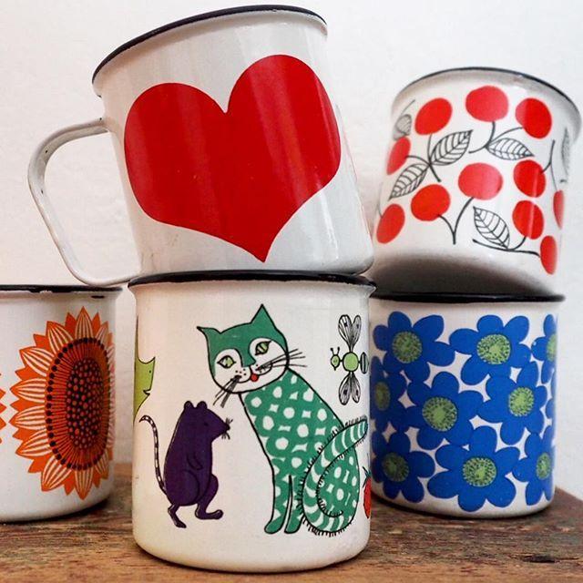 Finel Finland mugs