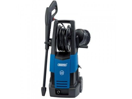Find Great Deals on the Latest Pressure Washers like this Draper 28019 1900W 230V Pressure Washer with Total Stop Feature available at UKToolCentrehttps://goo.gl/UBYBgc