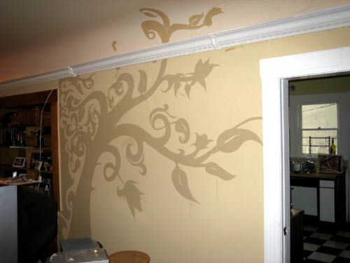 16 best Wall Painting Techniques images on Pinterest | Wall ...