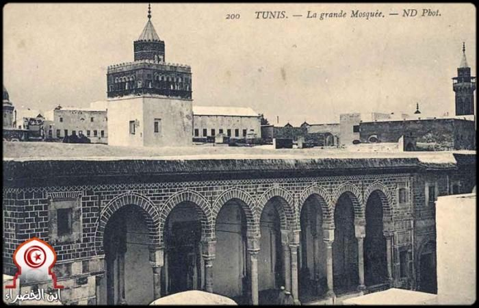 Grote Moskee ... Tunis