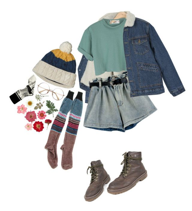 Recycled air by nichijou on Polyvore featuring polyvore fashion style Dr. Martens Patagonia Aesop clothing