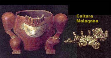 Cultura de Malagana Colombia