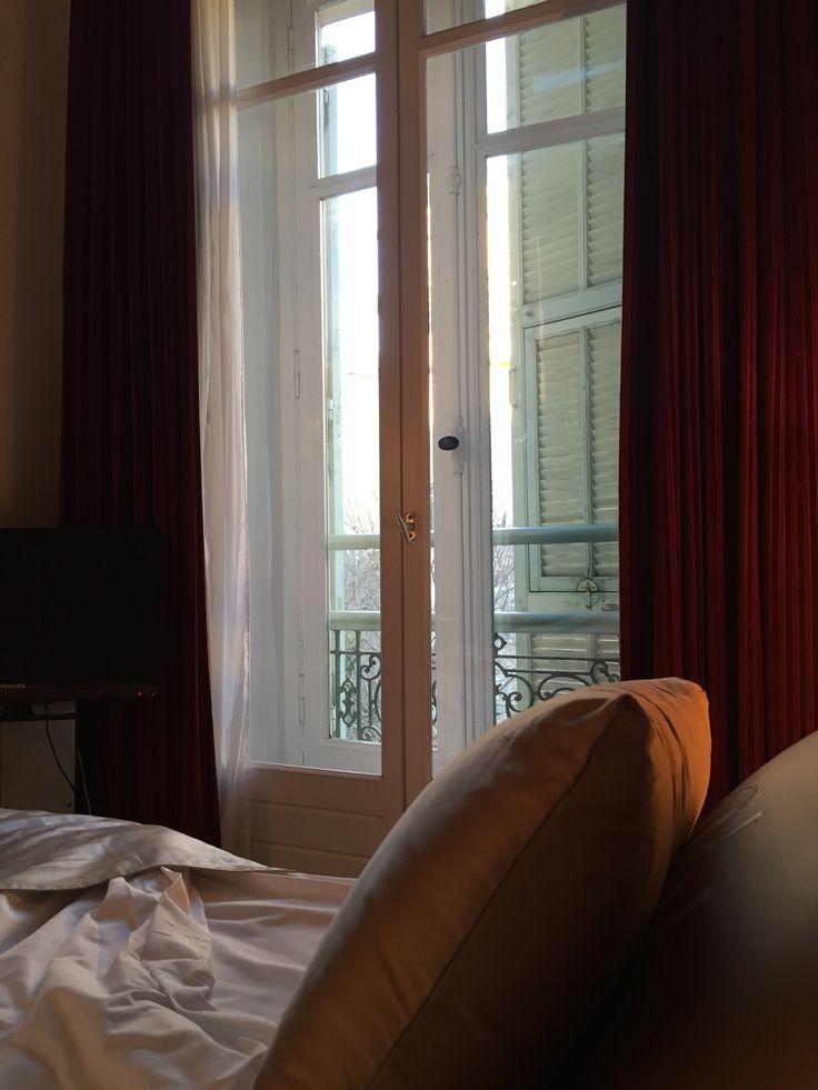 Nice, France. Hotel Victoria