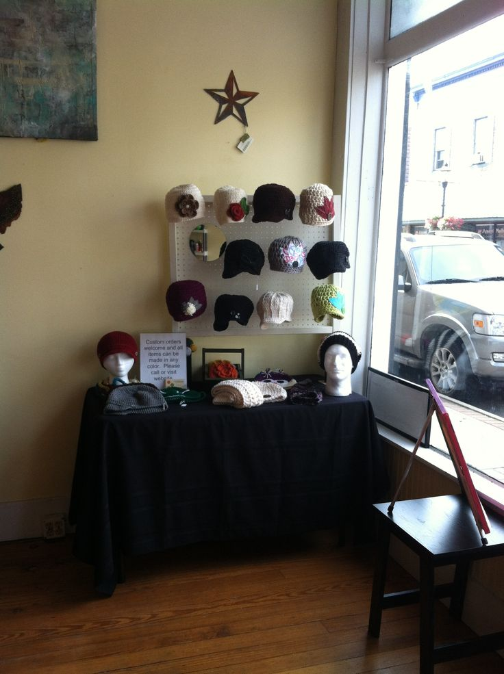 38 best images about craft show display ideas on pinterest for Hat display ideas for craft shows