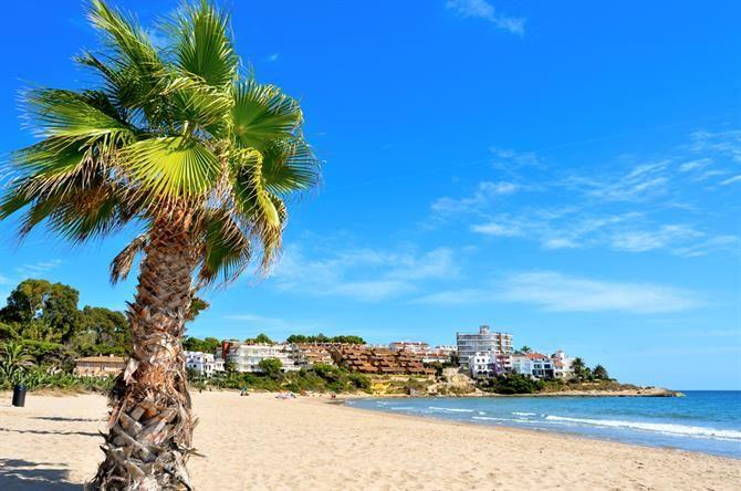 Costa Dorada - Altafulla beach