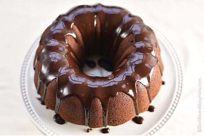 Chocolate Bundt Cake with Chocolate Espresso Glaze Ingredients: For the cake: 2½ cups all-purpose flour ½ cup unsweetened cocoa powder 1 teaspoon baking soda ¾ teaspoon salt ½ cup whole milk ¾ cup plain greek yogurt or sour cream (6 ounces) 8 ounces (2 sticks) unsalted butter 1½ cup granulated sugar 4 large eggs, slightly …