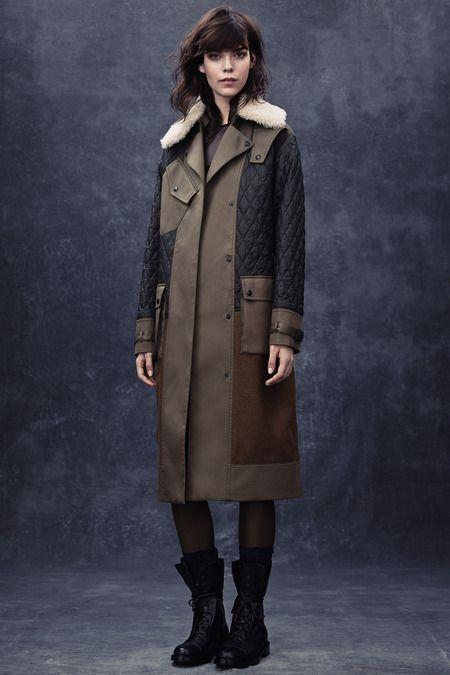 Belstaff   Fall 2014 Ready-to-Wear Collection   Style.com. Очень  по душе такое классное ,функциональное ,тёплое пальто