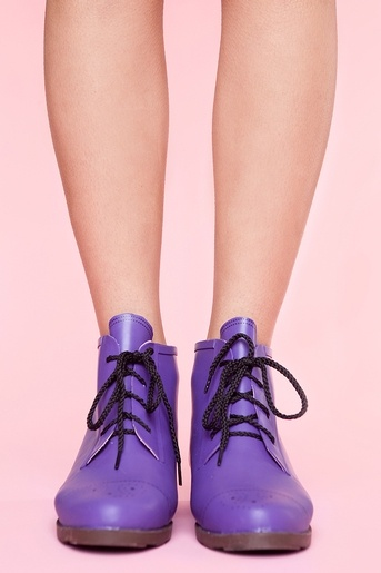 need it... they are purple rain boots