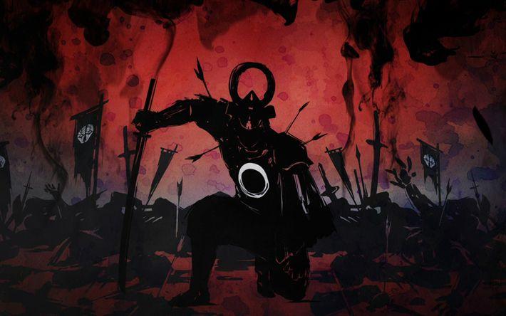 Download wallpapers Nioh, 2017 games, Ni-Oh, Action, RPG
