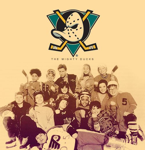 Dear future husband,  We cannot get married if you are not a fan of the Mighty Ducks Trilogy.   Ducks Fly Together<3