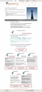 http://megvalosit.hu/ - saját weboldal WebsiteX5 programmal készült