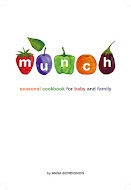 Healthy food and living for babies and munchkins
